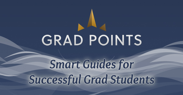 Grad Points - Smart Guides for Successful Grad Students